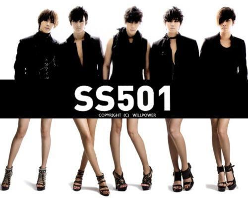 SS501 Sexy Pic